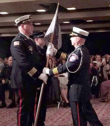 Tim Moss AFFI Honor Guard 2019
