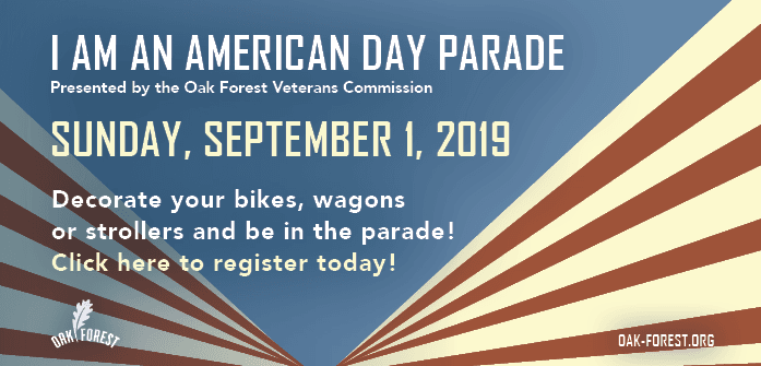 I Am an American Day Parade 2019