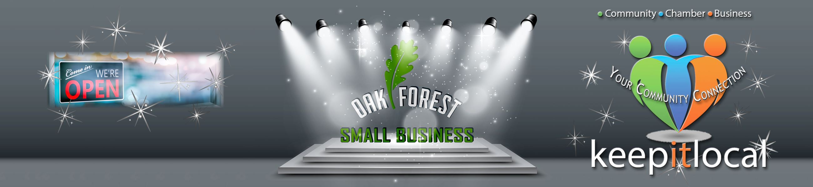 Spot Light on OF Business Banner