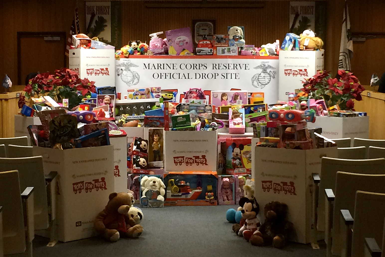 Toys For Tots 2014 Application : Charitable causes oak forest il official website