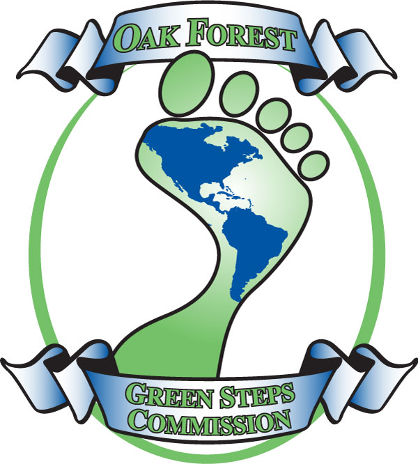 Green Steps Commission Logo